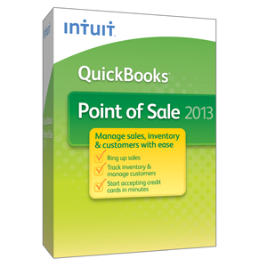 QuickBooks Software Point Of Sale | Pro Edition