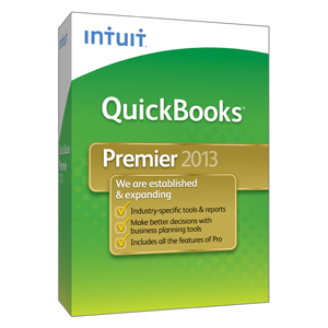 QuickBooks Software | Premier Edition